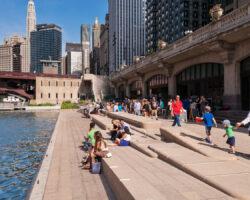 Chicago Riverwalk Extension